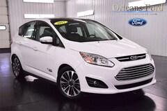 Used Vehicles for sale 2017 Ford C-Max Energi Titanium Hatchback in Medina, NY