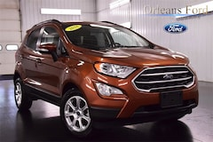 Used Vehicles for sale 2018 Ford EcoSport SE SUV in Medina, NY