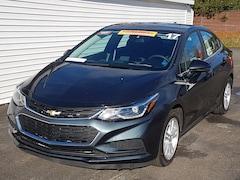 2017 Chevrolet Cruze SUNROOF, HEATED SEATS, REMOTE START Sedan