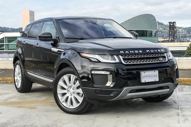 2017 Land Rover Range Rover Evoque HSE SUV