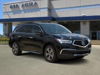 2018 Acura MDX SH-AWD SUV
