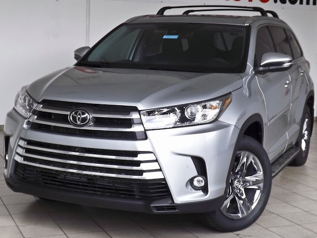 2019 Toyota Highlander Limited Platinum SUV