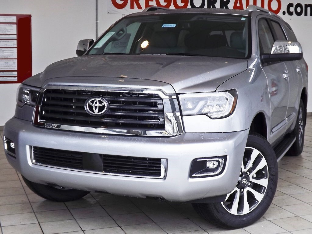 2019 Toyota Sequoia Limited RWD (Natl)