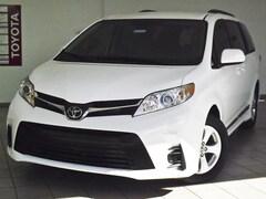 2020 Toyota Sienna LE FWD 8-Passenger (Natl)