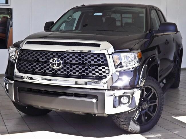 2019 Toyota Tundra SR5 Truck 4D Double Cab