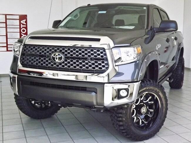 2019 Toyota Tundra SR5 Truck 4D CrewMax