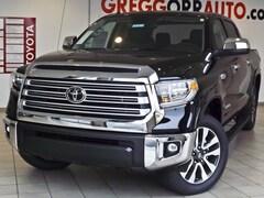 2019 Toyota Tundra Limited Truck 4D CrewMax