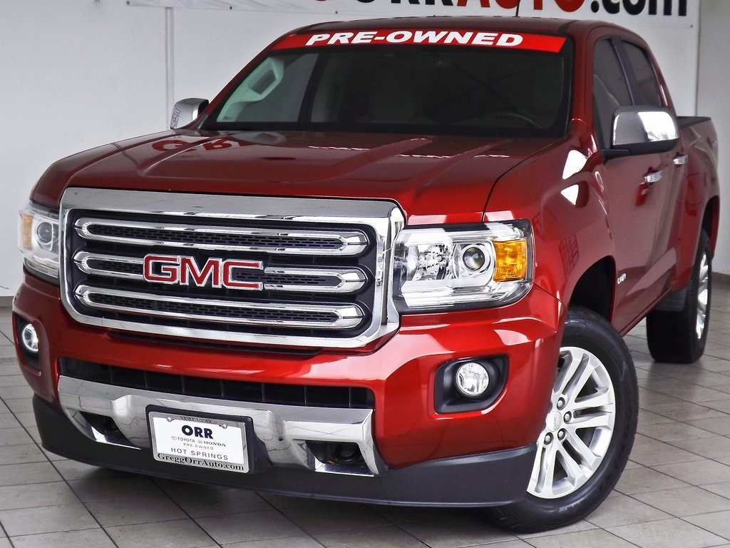 2016 GMC Canyon SLT Truck
