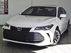 2020 Toyota Avalon XLE (Natl)