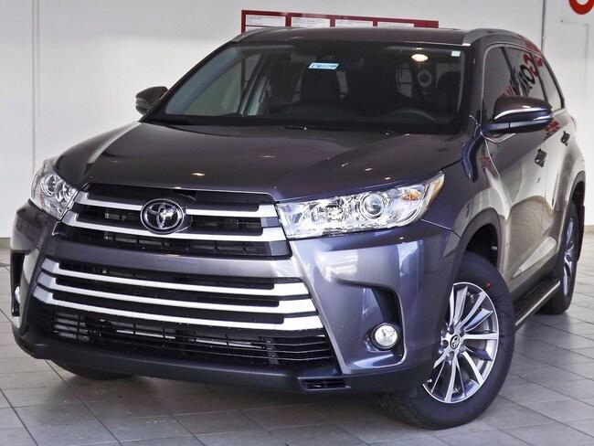 2019 Toyota Highlander XLE SUV