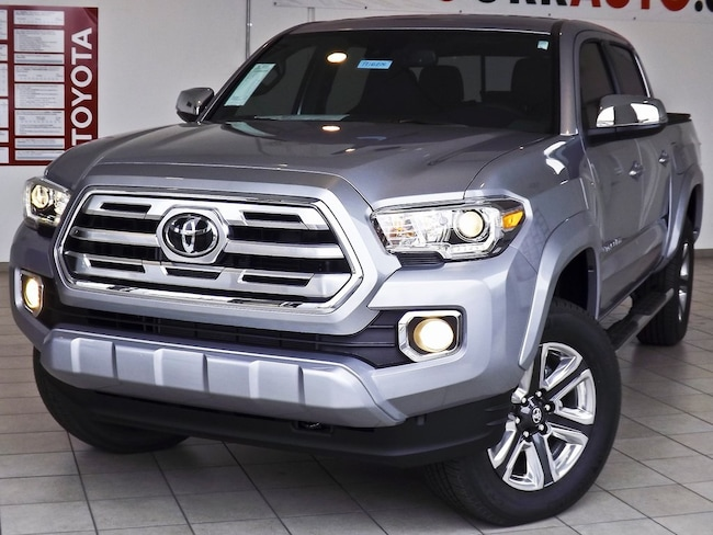 2019 Toyota Tacoma Limited Truck 4D Double Cab