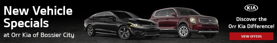 April New Vehicle Specials