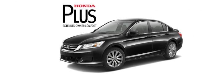 Honda Plus Extended Owner Comfort