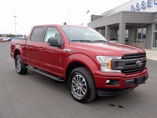 2019 Ford F-150 Truck SuperCrew Cab 1FTEW1E56KFB13529