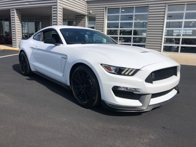 Used 2017 Ford Mustang Shelby GT350 Coupe in Osseo, WI