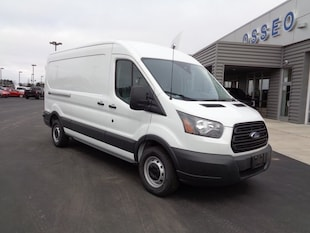 2018 Ford Transit-250 Base w/Sliding Pass-Side Cargo Door Van 1FTYR2CG7JKA27425