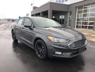2019 Ford Fusion SE Sedan 3FA6P0HD4KR173459