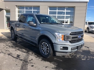 2019 Ford F-150 Truck SuperCrew Cab 1FTEW1E59KKC21294