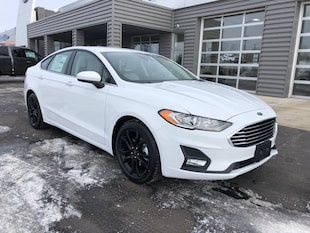 2019 Ford Fusion SE Sedan 3FA6P0HD0KR173460