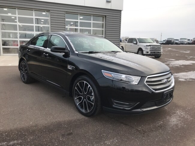 New 2018 Ford Taurus SEL Sedan in Osseo, WI