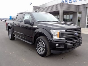 2019 Ford F-150 Truck SuperCrew Cab 1FTEW1EP0KKD12908