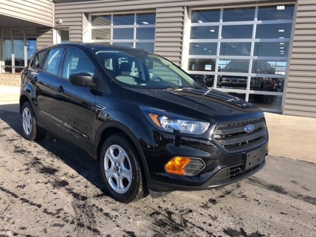 New 2018 Ford Escape S SUV in Osseo, WI
