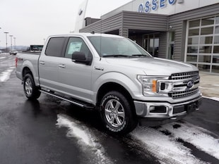 2019 Ford F-150 Lariat Truck SuperCrew Cab 1FTEW1EP6KKC13557