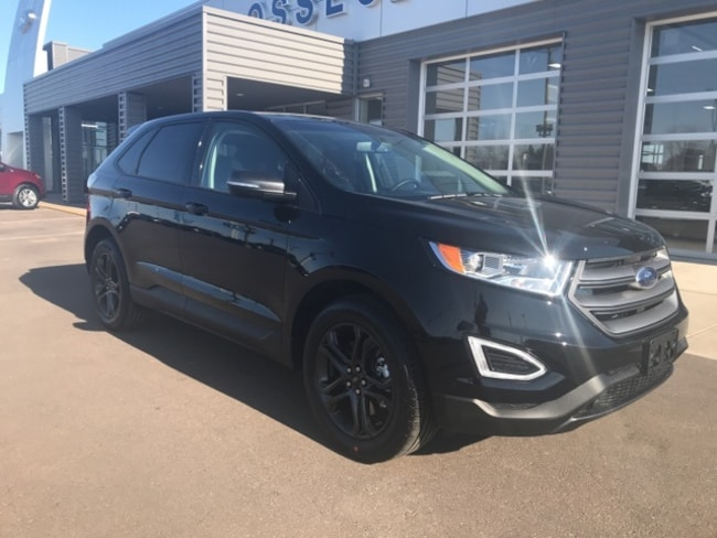New 2018 Ford Edge SEL SUV in Osseo, WI