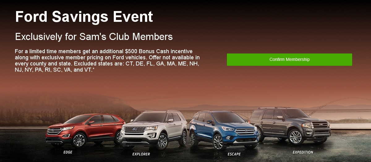 Ford Dealers In Ct >> Ford Savings Event Osseo Ford Sales Service Inc