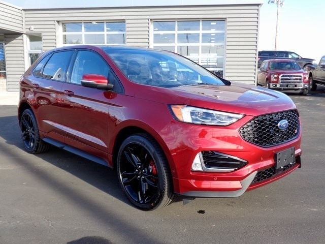 New Featured 2019 Ford Edge ST SUV for sale near Eau Claire