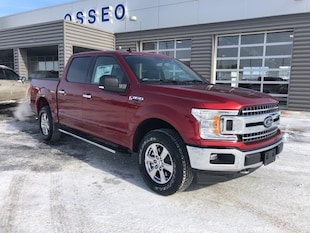 2019 Ford F-150 Truck SuperCrew Cab 1FTEW1EP5KKC77296