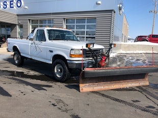 1996 Ford F-250 XL HD Truck