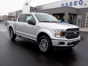 2019 Ford F-150 Lariat Truck SuperCrew Cab 1FTEW1EP6KKC13560