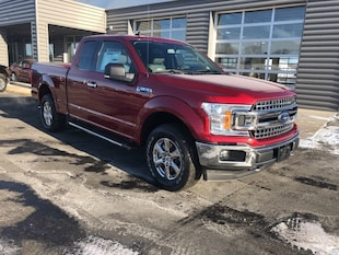 2019 Ford F-150 Truck SuperCab Styleside 1FTEX1EP9KKC50437