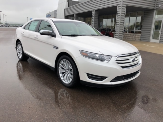New 2018 Ford Taurus Limited Sedan in Osseo, WI
