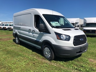 2018 Ford Transit-250 Base w/Sliding Pass-Side Cargo Door Van 1FTYR2CG5JKA23339