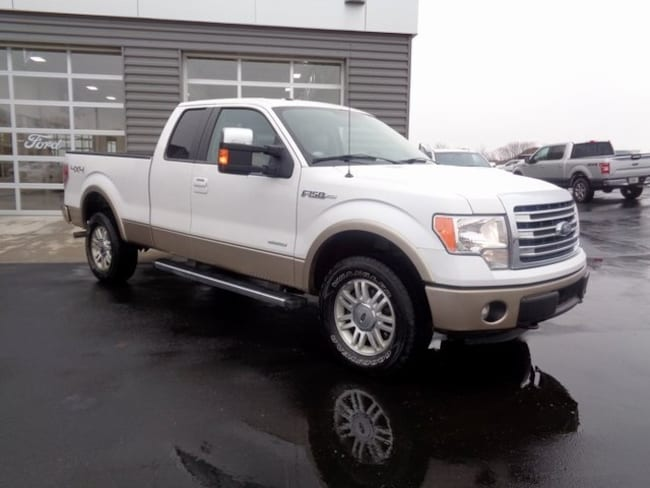 Used 2014 Ford F-150 Lariat Truck in Osseo, WI