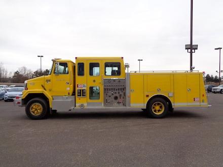 1991 GMC Autocar Truck upfit
