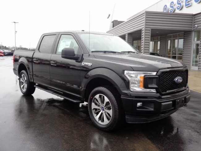 New 2019 Ford F-150 XL Truck in Osseo