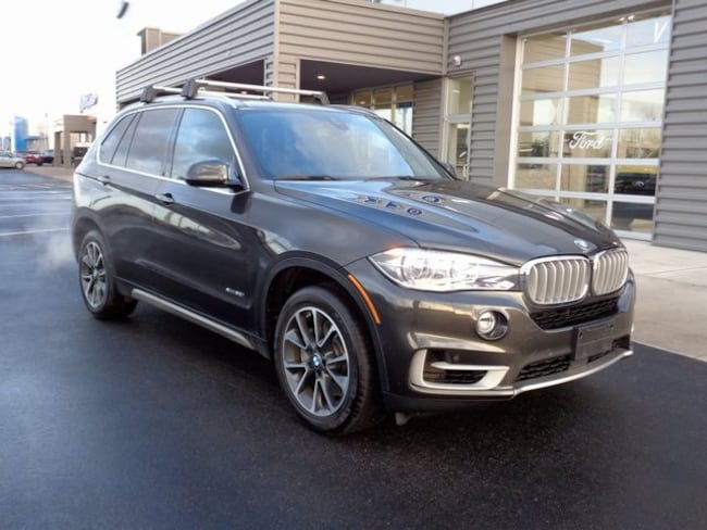 Used 2017 BMW X5 Xdrive50i SUV in Osseo