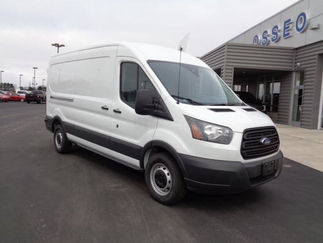 New 2018 Ford Transit-250 Base Cargo Van in Osseo