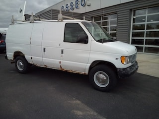 1999 Ford E-350SD Cargo Van