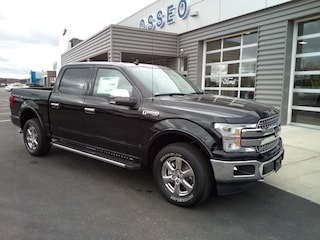 New 2019 Ford F-150 Lariat Truck in Osseo