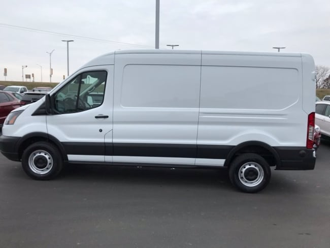 New 2019 Ford Transit-250 Base Cargo Van in Osseo