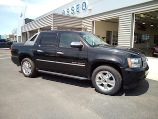 Used 2010 Chevrolet Avalanche 1500 LTZ Truck 3GNVKGE06AG296227 8380A in Osseo