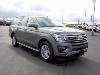 New 2019 Ford Expedition Max XLT SUV 1FMJK1JT9KEA42181 8621 in Osseo