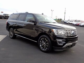 New 2019 Ford Expedition Max Limited SUV 1FMJK2AT9KEA02558 8320 in Osseo