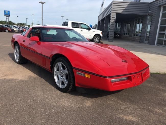 Used 1985 Chevrolet Corvette Base Hatchback in Osseo