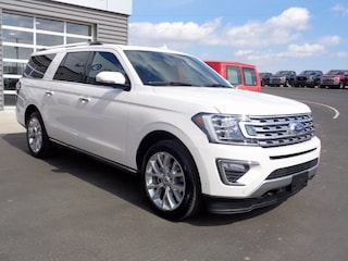 New 2019 Ford Expedition Max Limited SUV 1FMJK2AT8KEA35132 8545 in Osseo