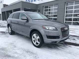 Used 2012 Audi Q7 3.0T Premium SUV WA1LGAFE0CD004123 8499B in Osseo